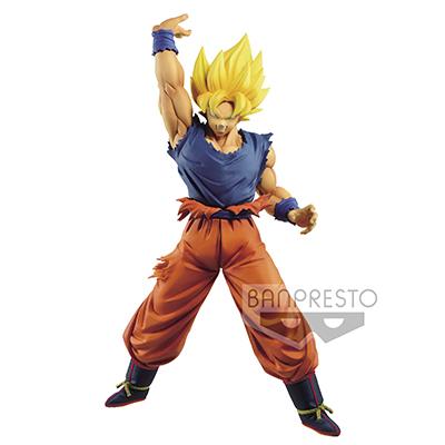 son goku, goku, ss2, ss1, super sayen, super sayan, figurine, kienzan, genkidama, collector, dbz, dbs, dragon ball