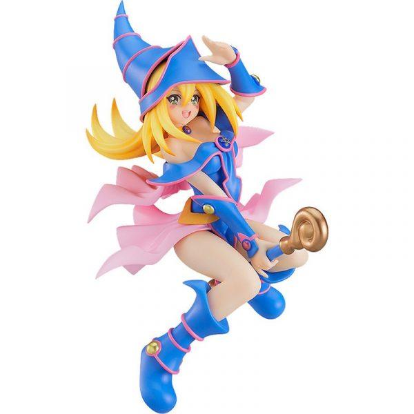 yu gi oh figurine pop up parade magicienne des tenebres 17 cm